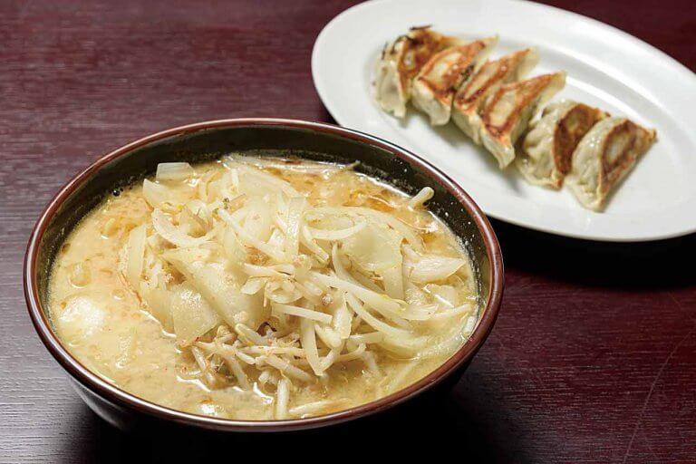 オリジナルの味を提供 ラーメン店「食堂ミサ」が上越市黒井に3号店