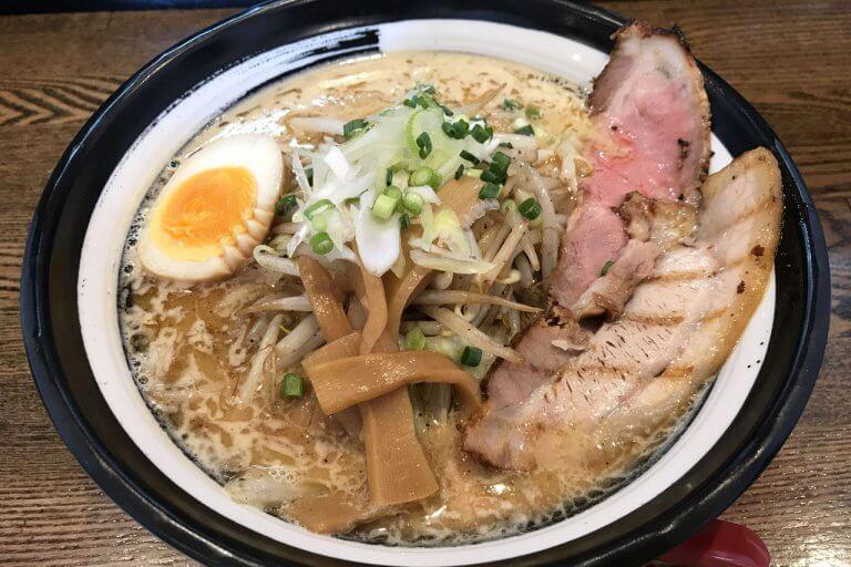 新潟市江南区のラーメン店「えぼし」がリニューアル!煮干しの風味豊かな味噌ラーメンに