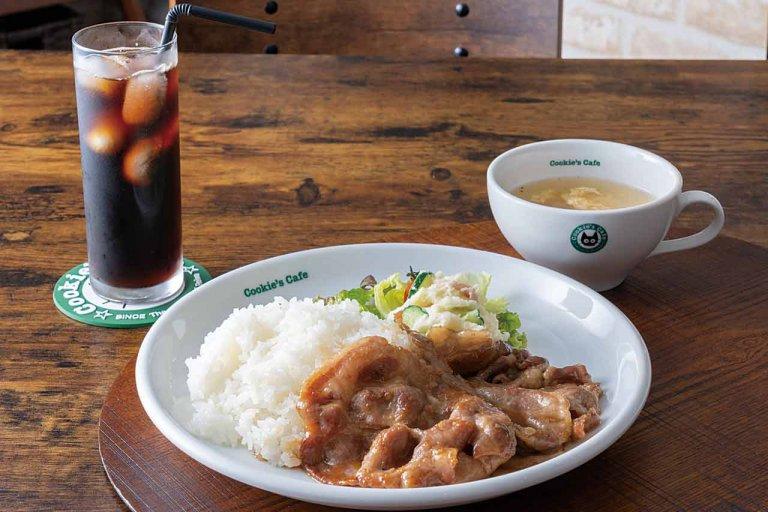 小針駅近くにカフェ新店 オリジナルブレンドコーヒーや旬食材を使った洋食ランチも