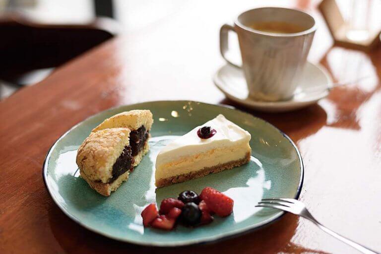 上越にバリアフリーのカフェ新店 新鮮食材のランチと手作りスイーツを楽しんで