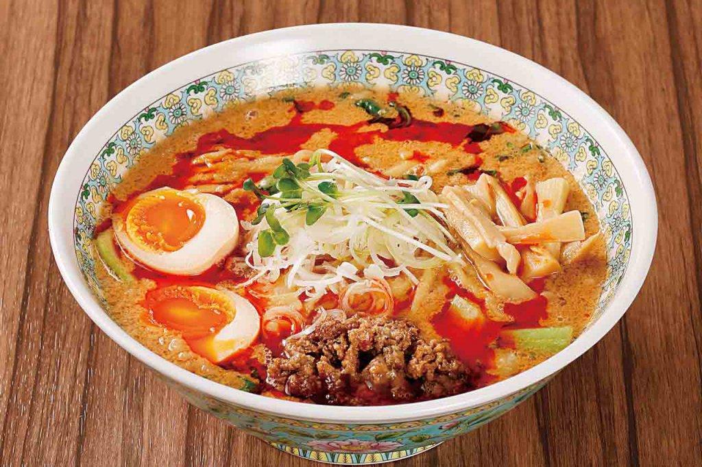 新潟県産地鶏をふんだんに使用したコクうまスープが自慢 大堀幹線沿い「西のあんまる」跡地にラーメン新店の画像2