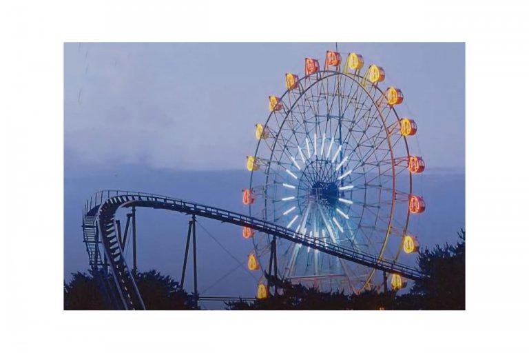 サントピアワールドが6日間限定のナイター営業を今年も実施! 幻想的な遊園地に