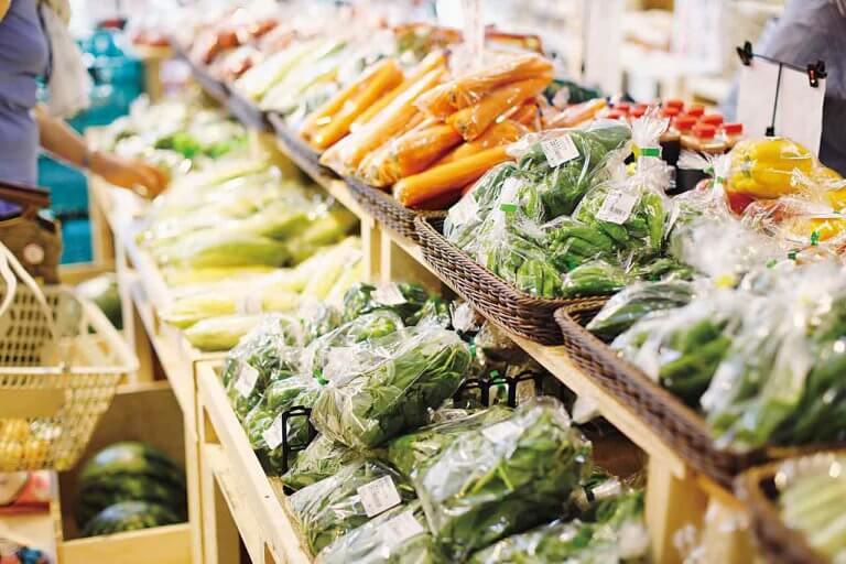 惣菜や弁当は連日完売の人気 地元の新鮮野菜が並ぶ農産物直売所が新発田市に登場