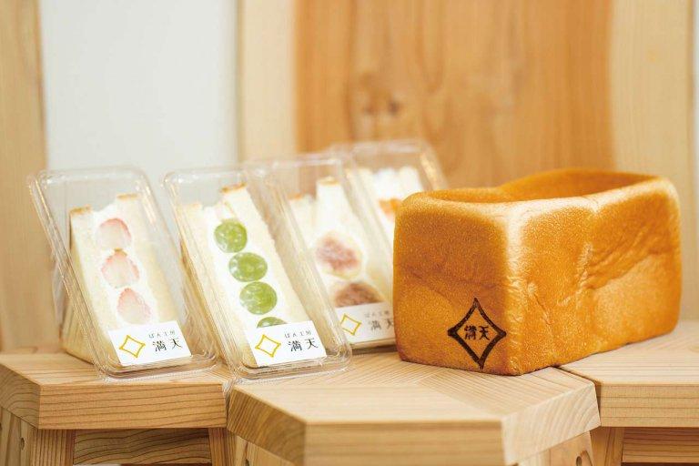 ふんわり感が続く自慢の食パンにフルーツサンドも 柏崎にベーカリー新店 「綾子舞本舗タカハシ」の姉妹店