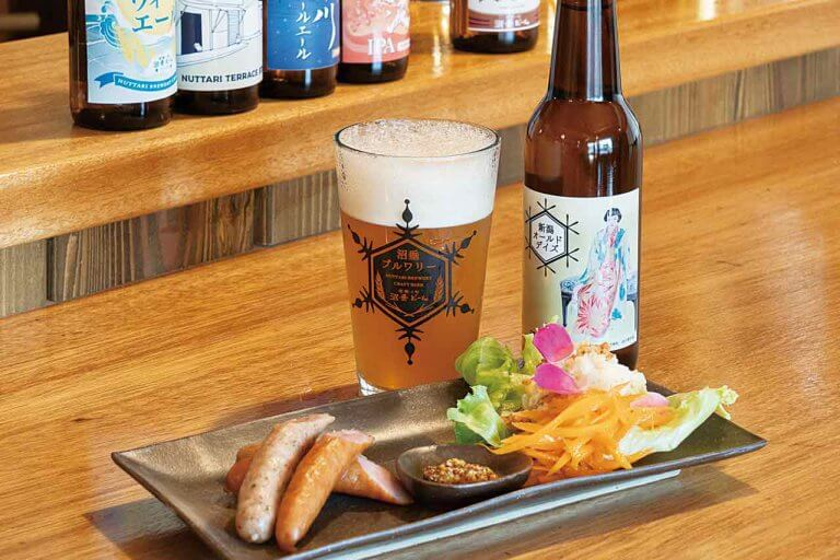 沼垂地区のマイクロブルワリーが移転リニューアル 隣接のビアパブで個性豊かな10種のクラフトビールを提供