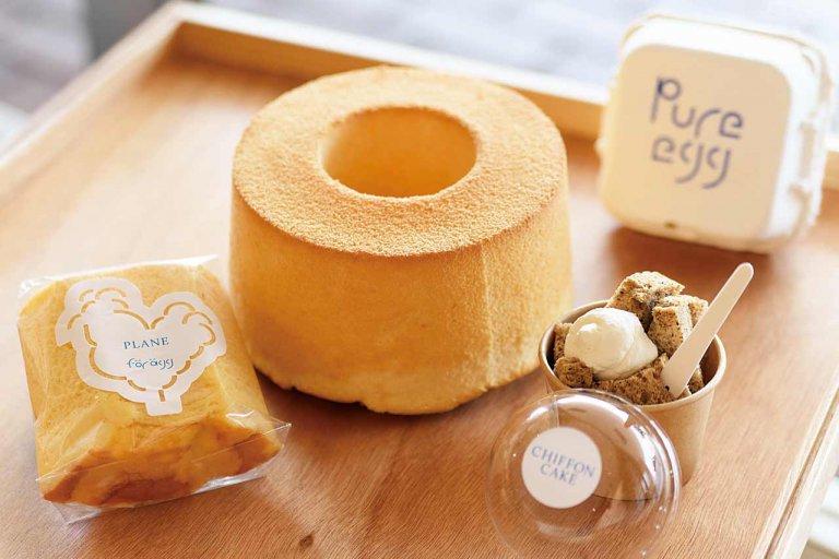 こだわりの卵で作るふわふわシフォンが人気 糸魚川の人気洋菓子店が上越に進出 のメイン画像