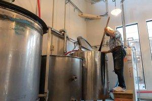 「発酵の町沼垂ビール」 「沼垂ビアパブ」/沼垂地区のマイクロブルワリーが移転リニューアル 隣接のビアパブで個性豊かな10種のクラフトビールを提供の画像2