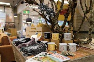 オシャレな家具・雑貨・食器がズラリ! 直江津ショッピングセンター内にインテリアショップ誕生の画像4