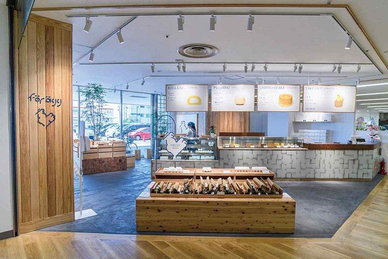 こだわりの卵で作るふわふわシフォンが人気 糸魚川の人気洋菓子店が上越に進出 の画像5
