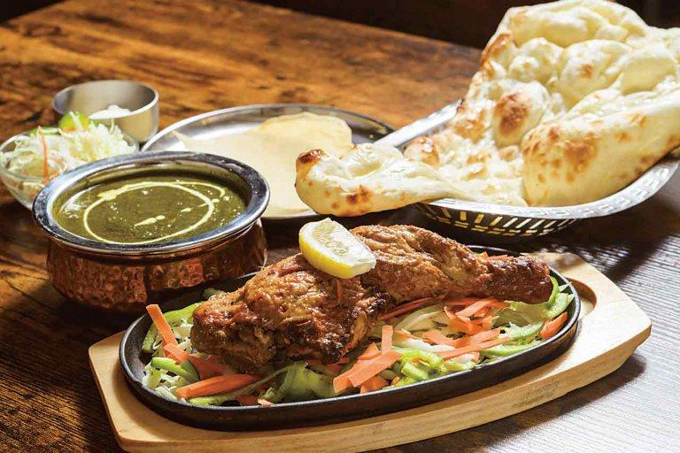 上越市に本格派インド料理店 本場のスパイスで作るインドカリーとタンドール料理に注目