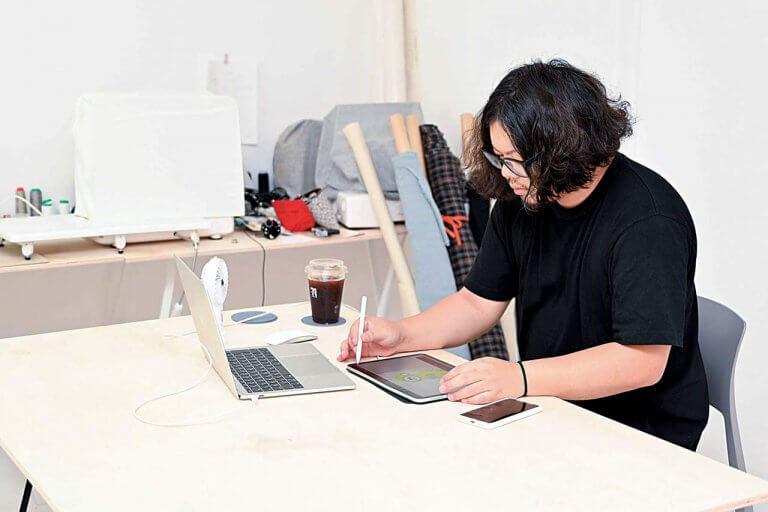 気鋭のクリエイター集団が雑貨ショップ&アトリエを立ち上げ デザインやイラスト制作の受注もの画像2