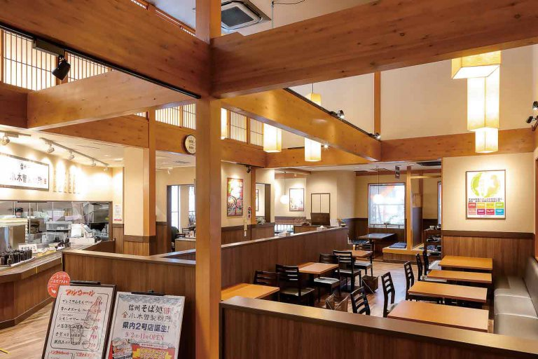 上質な信州そばを手頃に 「信州そば処 小木曽製粉所」東区新松崎に県内2店舗目の画像4