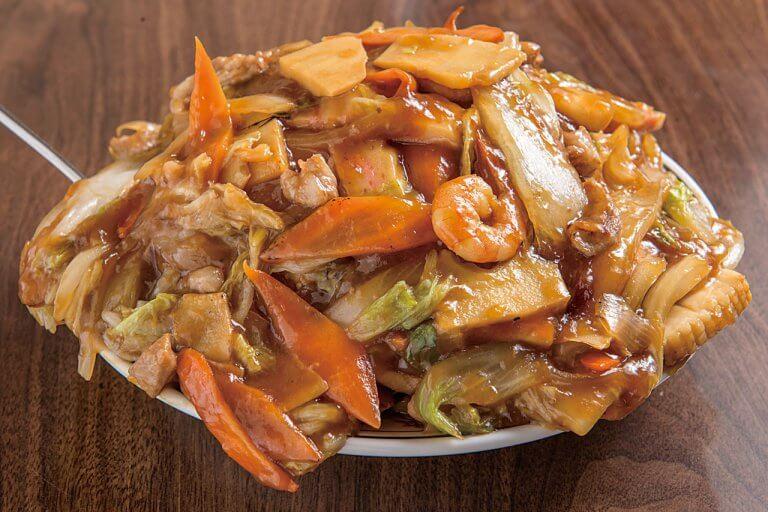 コスパ最強!大盛り・デカ盛りメニューが食べられる新潟の食堂14選の画像11