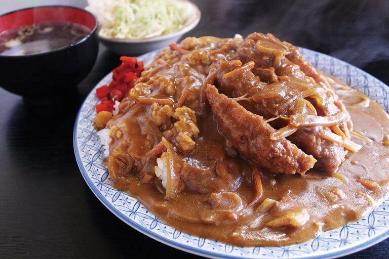 コスパ最強!大盛り・デカ盛りメニューが食べられる新潟の食堂14選の画像9