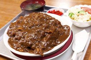 コスパ最強!大盛り・デカ盛りメニューが食べられる新潟の食堂14選の画像3