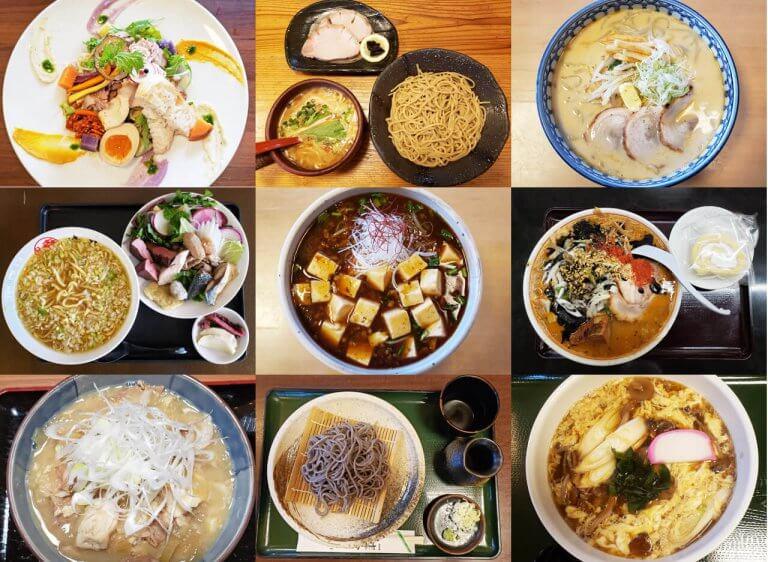小千谷の人気へぎそば店とラーメン店で開催! 今年の「おぢや麺フェス2020」注目の内容は!?