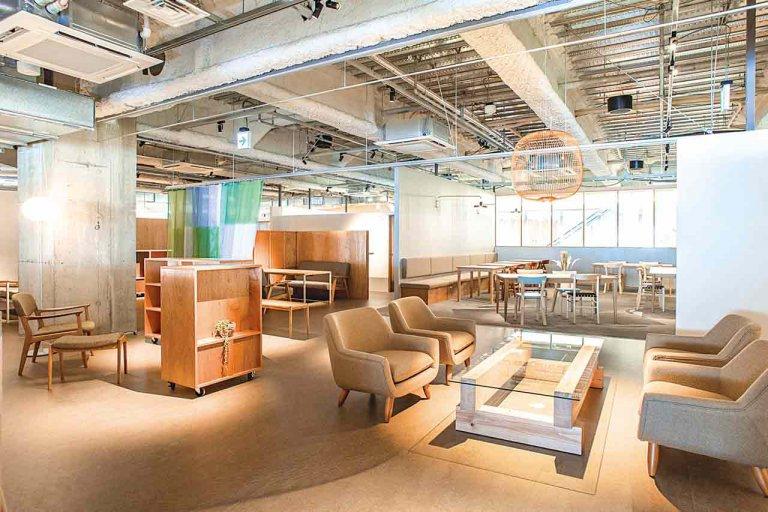 MOYORe:(モヨリ)/新潟駅ビル内に進化型シェアスペース誕生。 コーヒースタンドや期間限定店の出店も