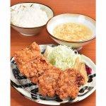 ちづる/中央区新和に三宝グループの定食店がオープン 昼は中華そば、夜は唐揚げメインの定食を提供の画像2