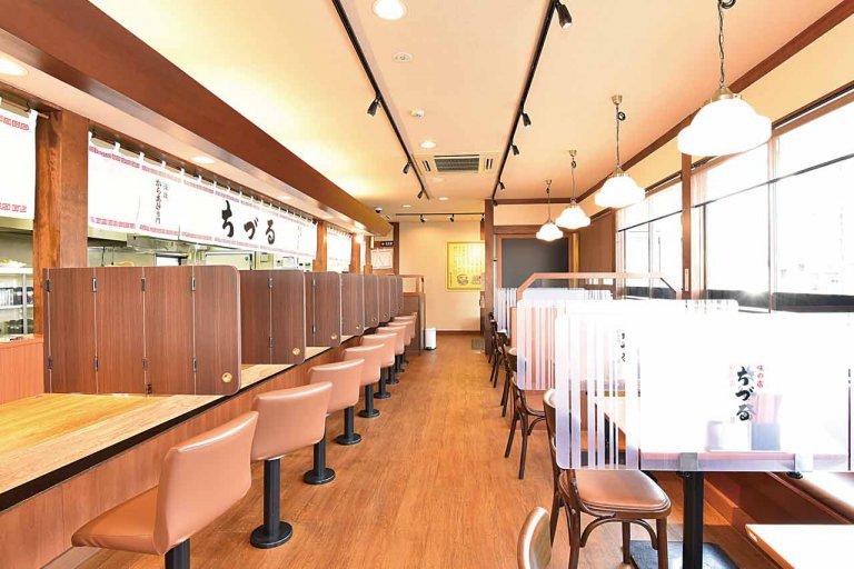 ちづる/中央区新和に三宝グループの定食店がオープン 昼は中華そば、夜は唐揚げメインの定食を提供の画像3