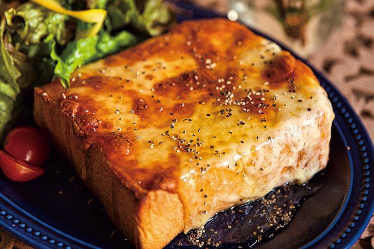 ハチミツ&チーズたっぷりで贅沢すぎる甘い幸せ!「ジェリカフェ」のハニーチーズ
