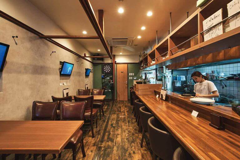 Venite(ヴェニーテ)/新潟駅南けやき通りにランチタイム〜翌5時まで営業のカフェバーがにオープン !ダーツやカラオケも!