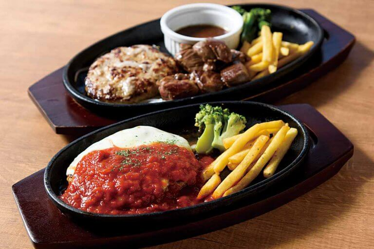 新潟初進出!北海道発のハンバーグレストラン「FireBurg」が上越市富岡に 北海道名物のザンギ(鶏の唐揚げ)ものメイン画像