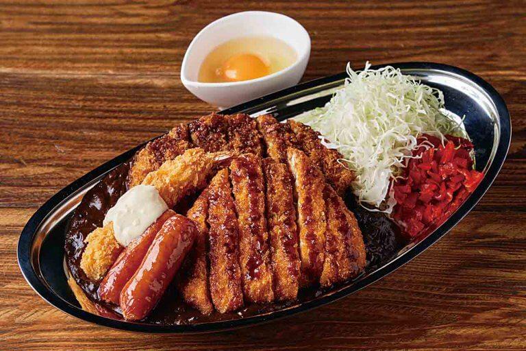金沢のご当地カレー「GoGoカレー」をランチタイムに 新潟駅前の居酒屋が本家監修で提供