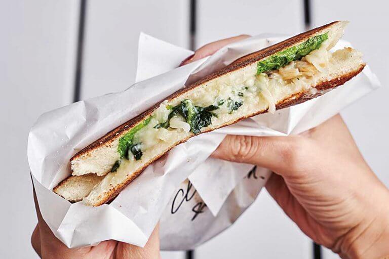 移動販売も行うホットサンド専門店「Air kitchen」が新潟市中央区白山浦に 定番6種のほか季節限定メニューもの画像5
