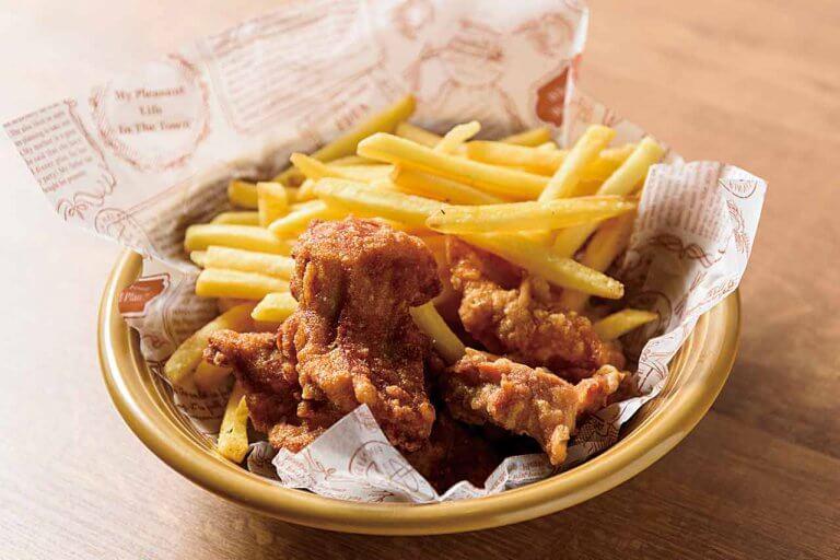 新潟初進出!北海道発のハンバーグレストラン「FireBurg」が上越市富岡に 北海道名物のザンギ(鶏の唐揚げ)もの画像5