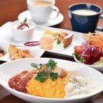 秋葉区文化会館内のカフェがリニューアル「KOTOIRO CAFE」限定10食のオムライスセットは必食のメイン画像