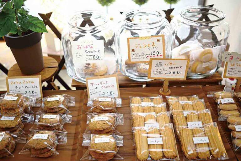 3月発送分は「バター香る手作りクッキー×厳選コーヒー」のセットをお届け 『Komachi×SUZUKI COFFEE おうちでハッピー カフェ&スイーツBOX』の画像4
