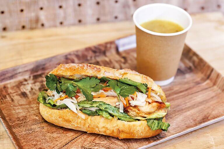 Vui × gioia(ヴイ ジョイア)/ベトナムのソウルフード「バインミー」のテイクアウト専門店が新潟駅前に!新潟の食の魅力をプラスしたベトナム風サンドイッチ