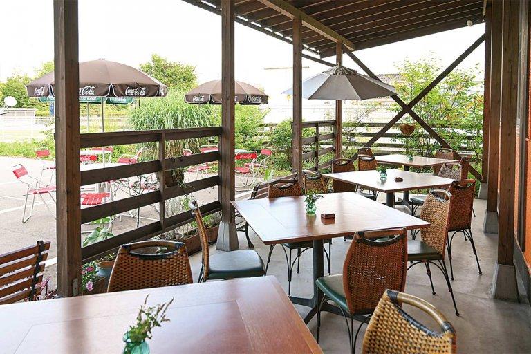 開放感抜群!テラスでランチが楽しめる新潟のカフェ11選の画像18