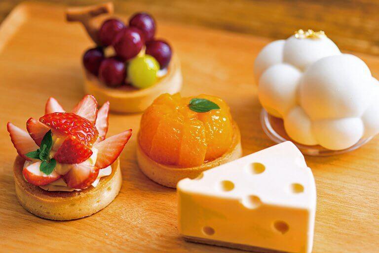 sweets lab baby mouth(ベイビーマウス)/季節のフルーツを使った色鮮やかなタルトが並ぶ洋菓子店が柏崎にオープン