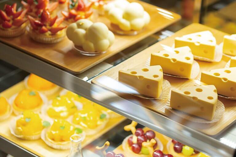 sweets lab baby mouth(ベイビーマウス)/季節のフルーツを使った色鮮やかなタルトが並ぶ洋菓子店が柏崎にオープンの画像2