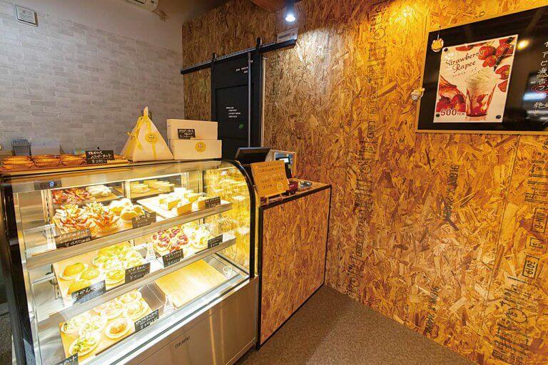sweets lab baby mouth(ベイビーマウス)/季節のフルーツを使った色鮮やかなタルトが並ぶ洋菓子店が柏崎にオープンの画像5