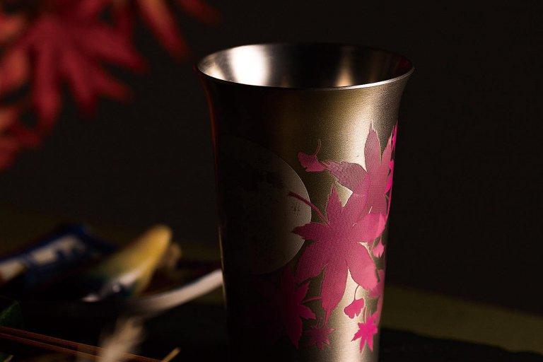メイド・イン・燕の技術が光る 温度で色づく 「まどろむ酒器」が話題にの画像4