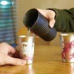 メイド・イン・燕の技術が光る 温度で色づく 「まどろむ酒器」が話題にのメイン画像