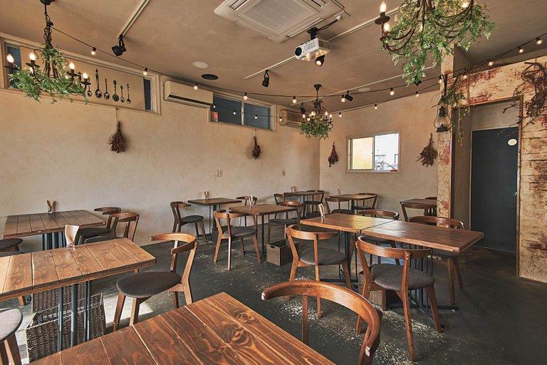 開放感抜群!テラスでランチが楽しめる新潟のカフェ11選の画像9