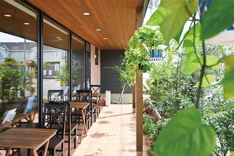 開放感抜群!テラスでランチが楽しめる新潟のカフェ11選の画像26