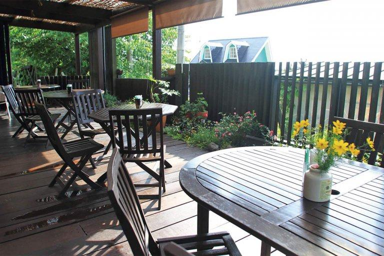 開放感抜群!テラスでランチが楽しめる新潟のカフェ11選の画像32