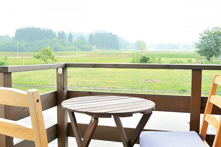 開放感抜群!テラスでランチが楽しめる新潟のカフェ11選の画像22