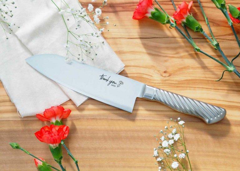 日頃の感謝を包丁という贈り物で…藤次郎で母の日キャンペーンが4月14日からスタート