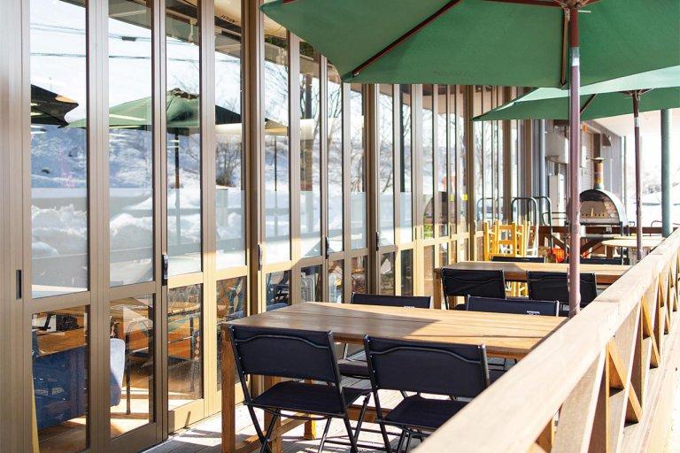 開放感抜群!テラスでランチが楽しめる新潟のカフェ11選の画像35