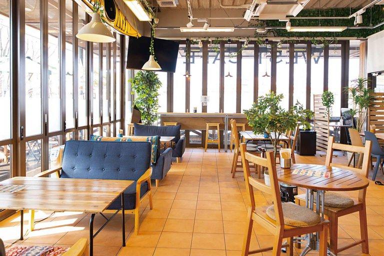 開放感抜群!テラスでランチが楽しめる新潟のカフェ11選の画像39