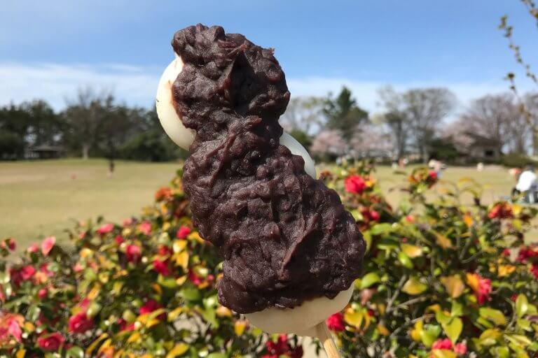 鳥屋野潟公園でキッチンカーのラーメン食べてきた。炭焼きだんごもハシゴして満腹♪の画像8