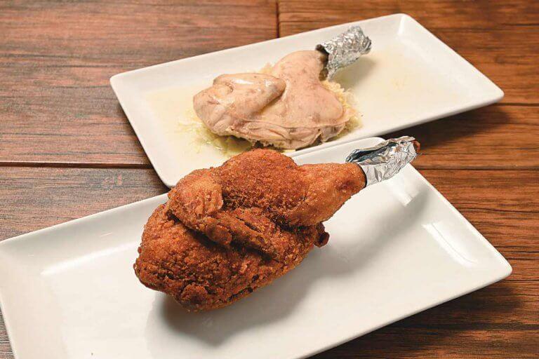 三条市にテイクアウト限定の鶏料理専門店「新潟からあげ・炭火やきとり専門 ふく鳥」がオープン