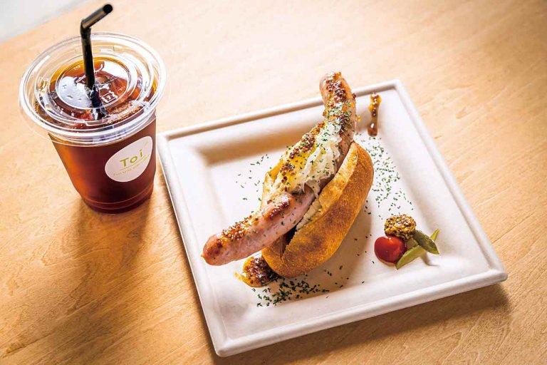 魚沼市にスペシャリティコーヒーを提供するカフェがオープン「Toi(トイ) 」自家製ブレンドスパイスのチャイやこだわりの軽食も