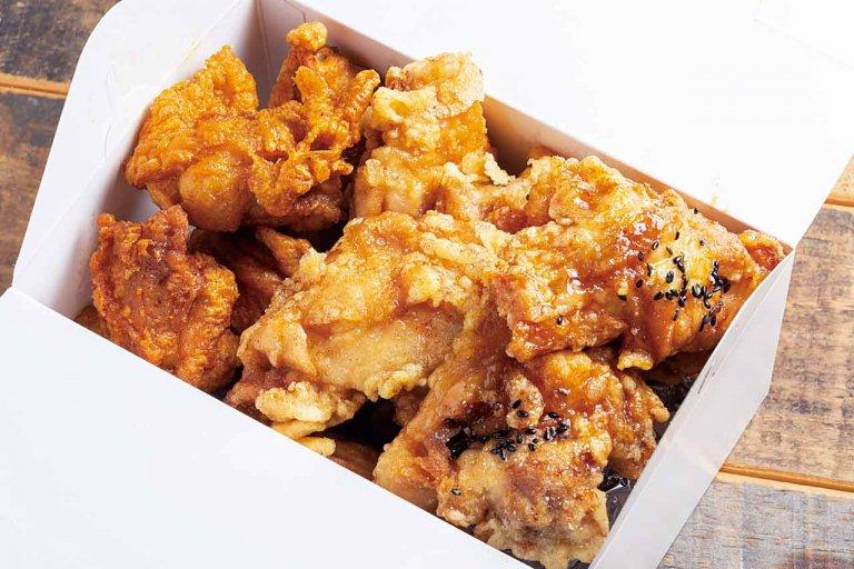 新潟市秋葉区に唐揚げテイクアウト専門店がオープン「鳥金のからあげ」ニンニクの風味が香ばしい3種のフレーバーを提供