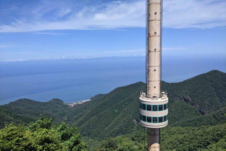 360度の大パノラマ!今だけ特別料金の弥彦山「パノラマタワー」で絶景を堪能してきました